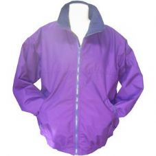 BLPURPJN Bee Promoted Purple Junior Blouson Jacket